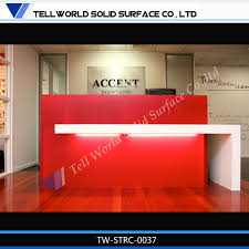office reception counters. Acrylic Solid Surface Furniture White Office Reception Counter Front Desk Design Counters