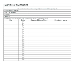 Excel Template Timesheet Excel Biweekly Template Excel Timesheet ...