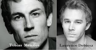 Tobias Menzies and Laurence Dobiesz - brother Jack and Alex Randall in  Outlander | Outlander show, Outlander jamie, Outlander