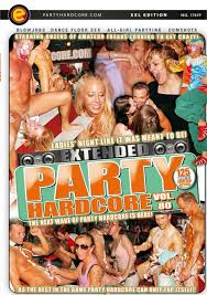 Streaming video hardcore party