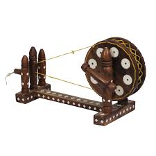 Small Picture Wholesale Home Decor 10 Indian Spinning Wheel Miniature Model