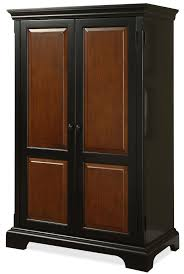Riverside Furniture Bridgeport puter Armoire AHFA Armoire