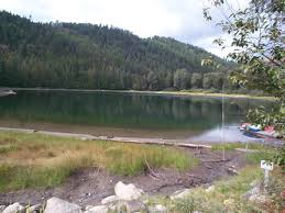 kress lake. driving directions: from newport, go east across the pend orielle river to leclerk road, then north on leclerc road 29 miles fork kress lake