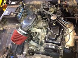 the swift gs carb with matching manifold