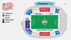 Heinz Stadium Seating Chart 48 Veracious Patriots Seating View