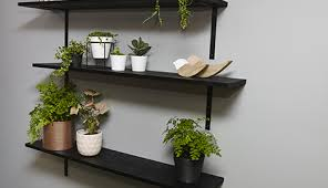 diy indoor garden shelves