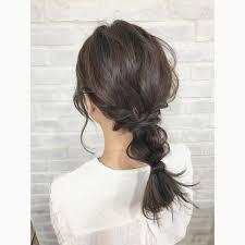 寝る時の髪型6選憧れのさらさらロングヘアになる髪の毛のケア方法は