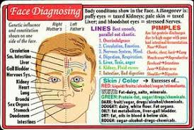 Acupressure Face Chart Wallet Cards By Sacred Wisdom Momentum98