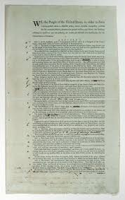 convention and ratification creating the united states  enlarge draft united states constitution