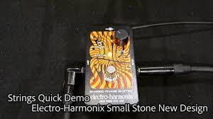Ehx Small Stone New Design Electro Harmonix Small Stone 1970 Edition Phase Mxr 90 Evh