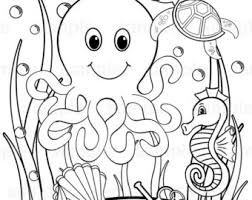 Small Picture Under The Sea Coloring Pages Under The Sea Coloring Pages Shark