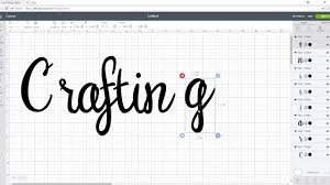 How To Weld Text In Cricut Design Space Welding Letters Together In Cricut Design Space