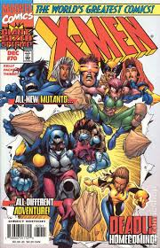 x men 1991 1st series 70