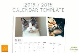 Adobe Indesign Calendar Template Mesa Con En Insignar A 2019 ...