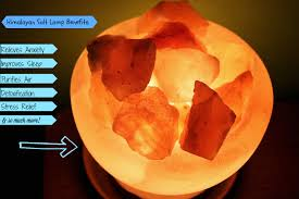 Health Benefits Of Salt Lamps Enchanting Himalayan Salt Lamp Benefits