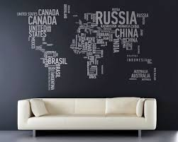Small Picture Create creative wall design with letters and writings Interior