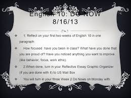 english week two ppt  4 english