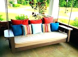 bed porch swing plans porch bed swing plans outdoor porch bed swing round outdoor hanging porch