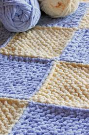 Bernat Blanket Yarn Patterns Knit Awesome Bernat Baby Blanket Knit Patterns Simple When Can Babies Sleep With