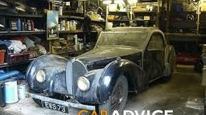 Viimeisimmät twiitit käyttäjältä bugatti classic (@classicbugatti). Rare Bugatti Found Could Fetch 12m Caradvice