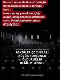 11 temmuz 1995 srebrenitsa katliamı - uludağ sözlük