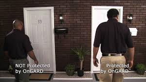front door kick plateFront Door Kick Plate  The OnGARD Brace Prevents Burglaries