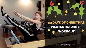 pilates reformer workout full body sequence share on what is the best gift of all the one that keeps on giving