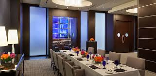 Private Restaurant Events In Downtown Toronto Azure Restaurant Bar Simple Private Dining Rooms Toronto