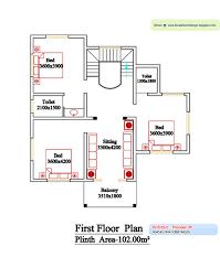 Kerala Style House Plan   So Replica HousesKerala Style House Plan