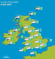 Metcheck Com United Kingdom Forecast Weather Charts 10