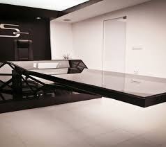 combined office interiors. Perfect Combined Combined Office Interiors Perfect Interiors  Artistic Futuristic Desk Of In Intended Combined Office Interiors N