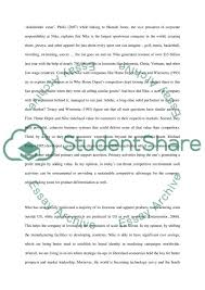 nike strategic fit essay example topics and well written essays  nike strategic fit essay example