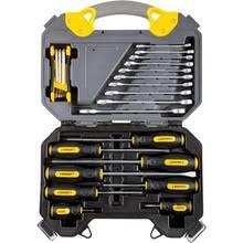 Наборы ручных <b>инструментов stayer</b>, купить по цене от 1770 руб ...