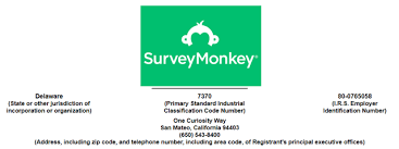 Surveymonkey Ipo With Salesforce Buying Share Price Could Increase