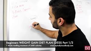 Best Diet Chart For Weight Gain In Hindi Full Day Diet Chart To Gain Weight For Beginners Hindi And Punjabi