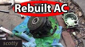 Why Not To Buy A Rebuilt <b>AC</b> Compressor - YouTube