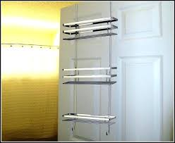 over door shower stainless steel the caddy plastic hanging uk
