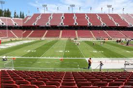 Stanford Stadium Seating Chart Stanford Stadium Section 115 Rateyourseats Com