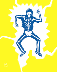 Resultado de imagen para imagen de shock electrico