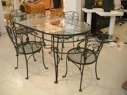 wrought iron and wood furniture. Superb Wrought Iron Kitchen Chairs Interior On Wood Furniture Sofa Table Ideas Comfortable And