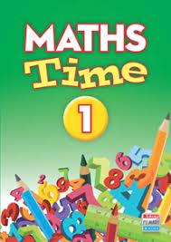 Maths Time 1 Activity Book Maths First Class Primary Books