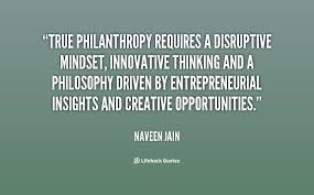 Philanthropy Quotes Gorgeous Quotes About Philanthropy 48 Quotes