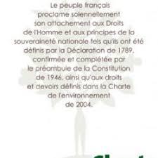 Charte De Lenvironnement De 2004 Pearltrees