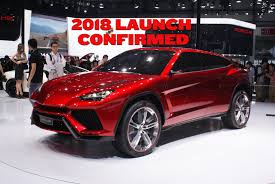 2018 lamborghini suv. plain suv introducing the 2018 lamborghini urus concept suv with lamborghini suv b