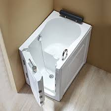 model walk in tub 3 shower combo with seat bathtub for old people