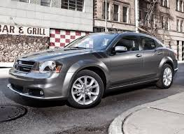 The 2014 Dodge Avenger Is Not Throwing Shade At Its Twin | Gaywheels