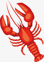 red lobster logo png. Perfect Lobster Super Lobster Red Lobster Big Pliers Bacterial PNG And Vector To Lobster Logo Png L