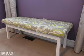 ... Diy Bedroom Bench For Amazing This Is Actually Second Bench That My  Husband And I Have