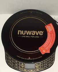 nuwave pic reviews nuwave platinum 30401 precision induction cooktop