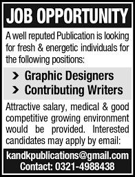 graphic designer contributing writers jobs in